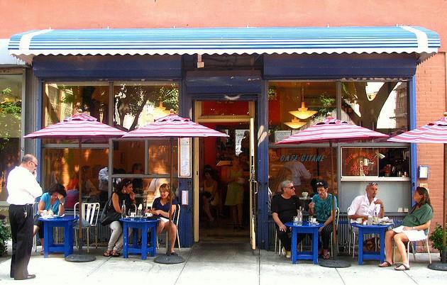 Cafe  New York Ny