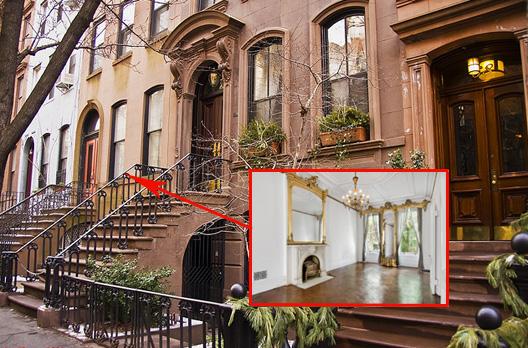 La antigua casa de carrie bradshaw vuelve a estar en venta sola en nueva york viajes a nueva - Casas en nueva york ...
