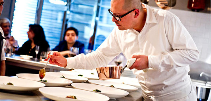 The Chef's Table at Brooklyn Fare: reservas imposibles