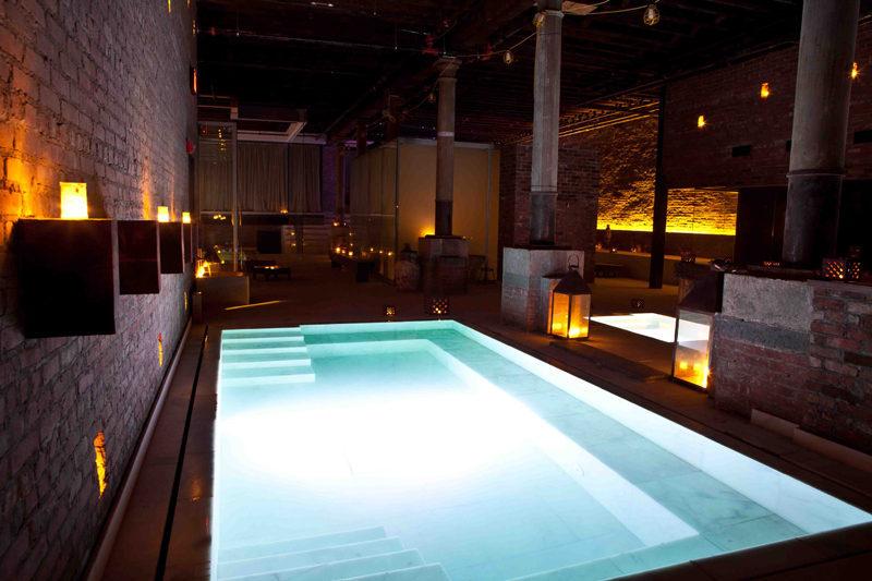 Aire Ancient Baths NY Relajaci N M Xima Sola En Nueva York Viajes Organi