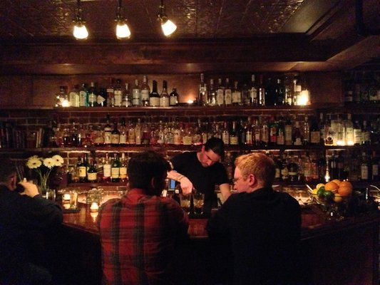 Images Of The Bathtub Gin Nyc