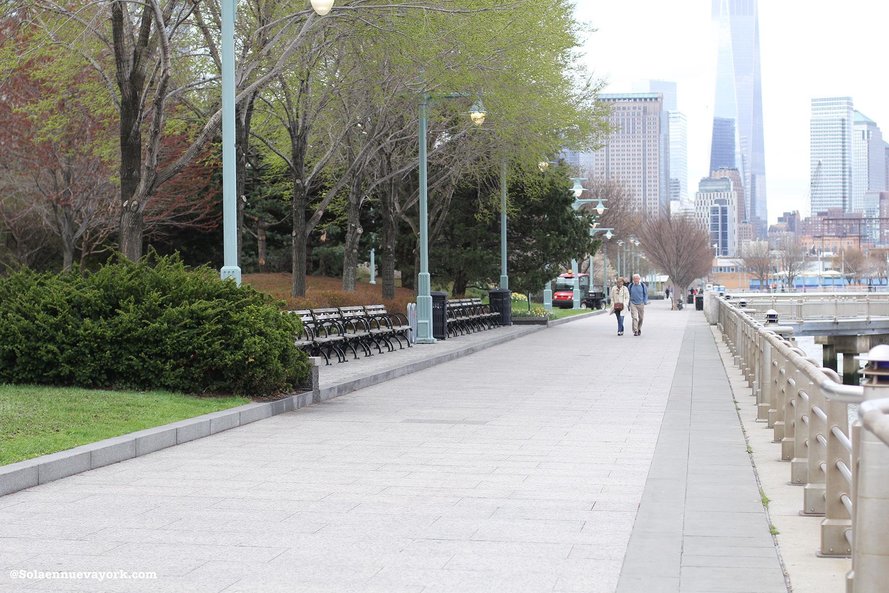 Un paseo por hudson river park sola en nueva york viajes for Hudson park